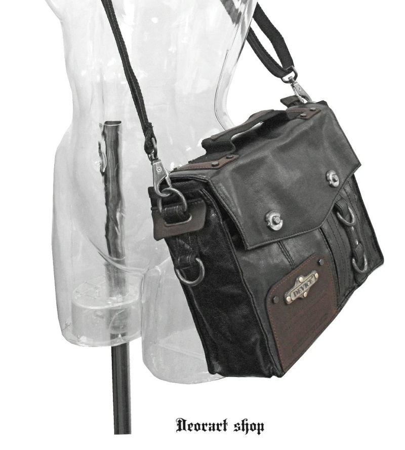 Deorart,ディオラート,バッグ 鞄 カバン ミリタリー ハード,パンク,モード系,ゴシック,ファッション,