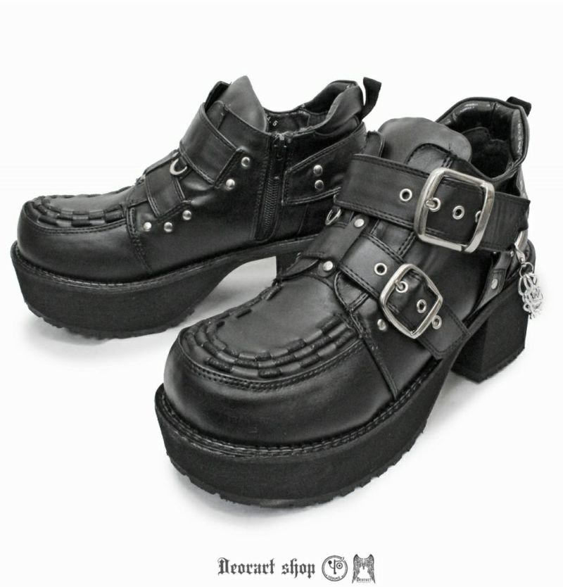 Deorart,ディオラート,厚底,靴,シューズ,ブーツ,スニーカー,サンダル,モード系,ゴシック,ファッション,