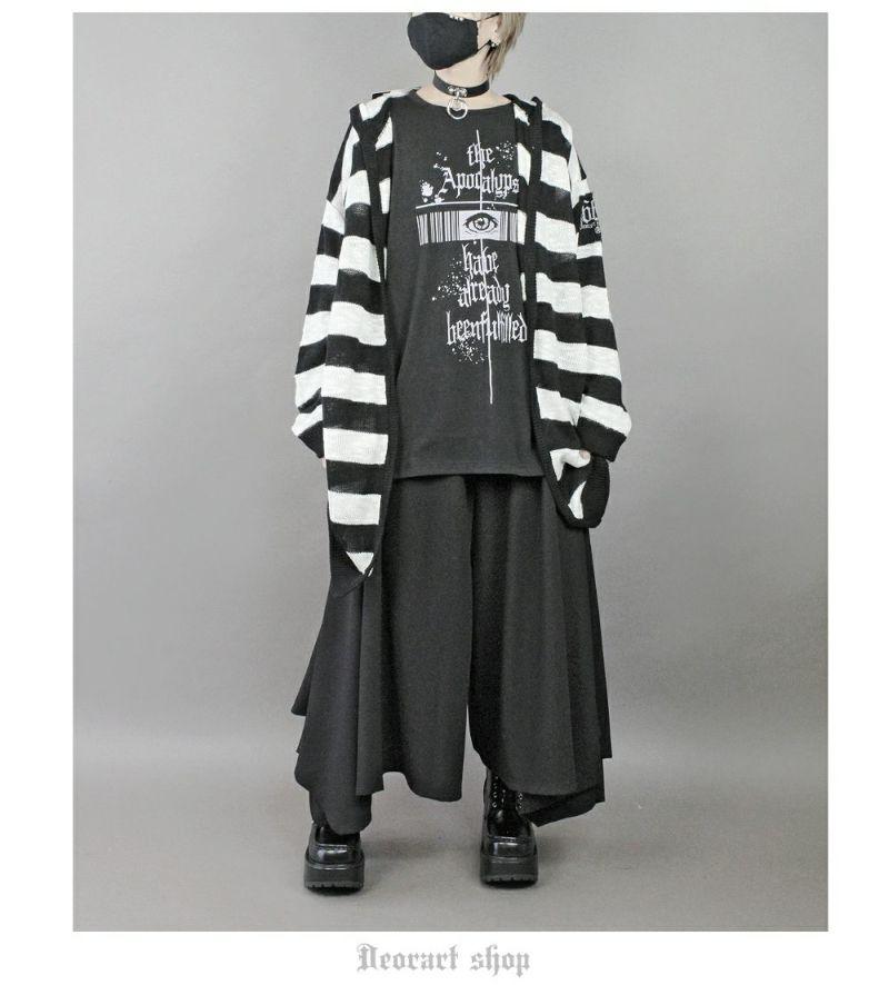 Deorart,ディオラート,目玉,眼,オカルト,メタル,Tシャツ,パンクロック,ゴシック,モード,メンズ,レディス,おしゃれ,可愛い,カッコイイ,原宿系,V系,衣装
